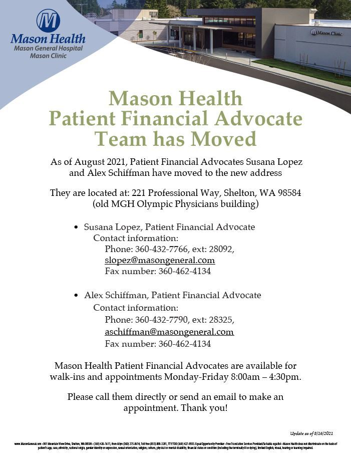 Financial Assistance Move