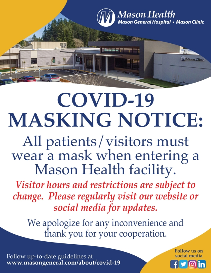 Covid 19 Mask Notice Rev
